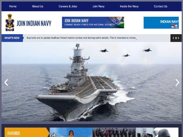 Indian Navy Recruitment 2018: इंडियन नेवी में सेलर बनने का मौका, जल्द करें आवेदन