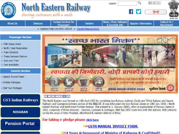 North East Railway: 350 पदों पर निकली भर्ती, 12वीं और ग्रेजुएट करें आवेदन