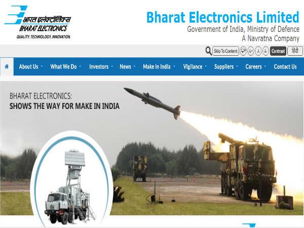 BEL Recruitment 2018: भारत इलेक्ट्रॉनिक्स लिमिटेड में प्रोबेशनरी इंजीनियर के पदों पर भर्ती