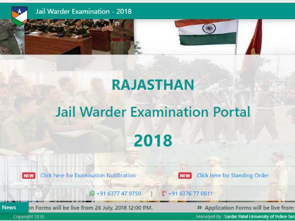 Jail Prahari Vacancy 2018: 10वीं पास के लिए 670 पदों पर भर्ती, ऐसे करें आवेदन