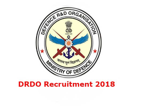 DRDO Recruitment 2018: सीनियर टेक्निकल असिस्टेंट के 494 पदों पर निकली वैकेंसी