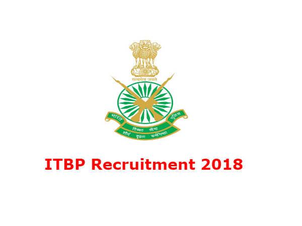 ITBP Recruitment 2018: सब-इंस्पेक्टर, हेड कांस्टेबल और कांस्टेबल के 390 पदों भर्ती