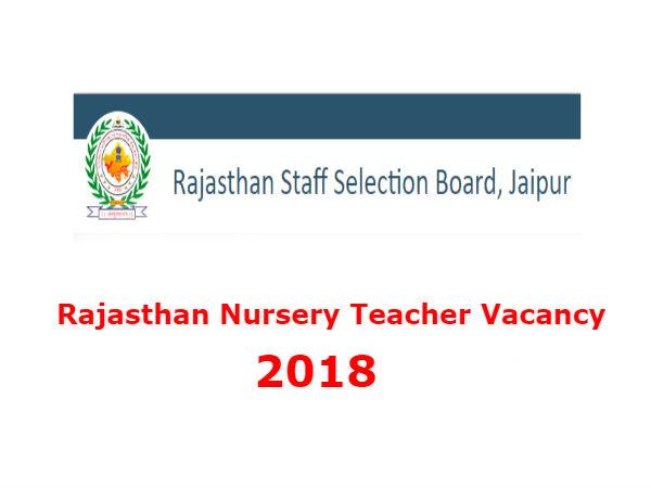 Rajasthan Nursery Teacher Vacancy: नर्सरी टीचर के 1310 पदों पर भर्ती, ऐसे करें आवेदन