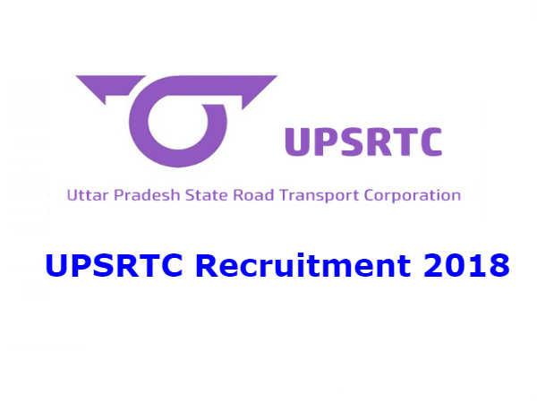 UPSRTC Recruitment 2018: 12वीं पास वालों के लिए निकली 434 पदों पर भर्ती