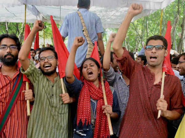 JNUSU Election Result 2018: चारों सीटों पर यूनाइटेड लेफ्ट का कब्जा