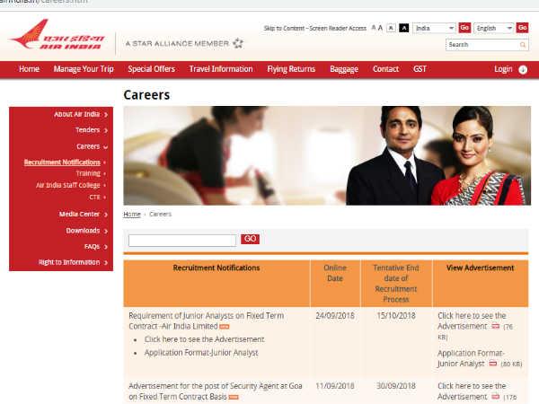 एयर इंडिया में ग्रेजुएट्स के लिए निकली वॉक-इन-इंटरव्यू से भर्ती, ऐसे करें आवेदन