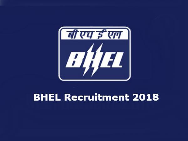 BHEL Recruitment 2018: 10वीं और ITI के लिए निकली बंपर भर्ती, जल्द करें आवेदन