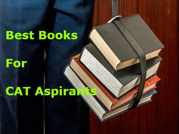 कैट (CAT) एग्जाम की तैयारी के लिए कुछ महत्वपूर्ण किताबें