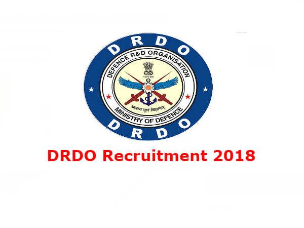 DRDO Recruitment 2018: ग्रेजुएट, आईटीआई और डिप्लोमा अप्रेंटिस के 150 पदों पर भर्ती