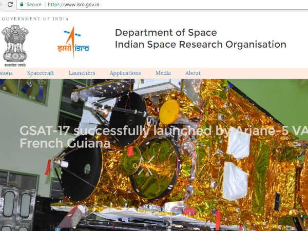 ISRO Recruitment 2018: अप्रेंटिस के 205 पदों पर वॉक-इन-इंटरव्यू से भर्ती, जानिए आवेदन प्रक्रिया
