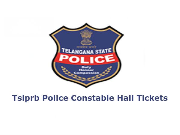 Tslprb Police Constable Hall Tickets: एडमिट कार्ड जारी, ऐसे करें डाउनलोड
