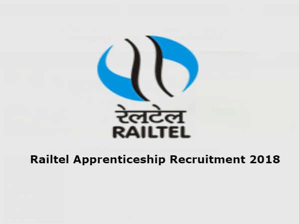 Railtel में इंजीनियरिंग ग्रेजुएट और डिप्लोमा अप्रेंटिस के पदों पर भर्ती, ऐसे करें आवेदन