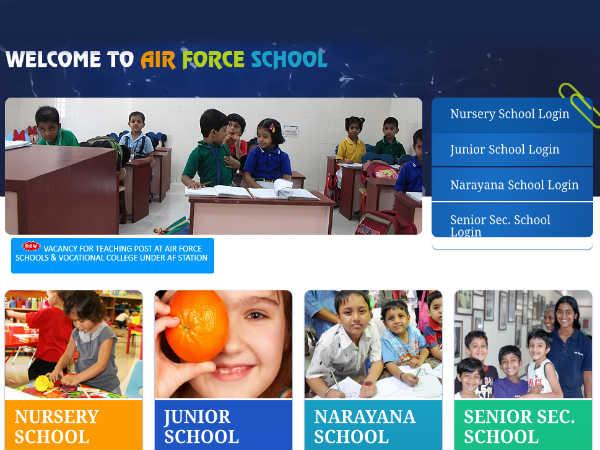 एयर फोर्स स्कूल, दिल्ली में शिक्षकों के कई पदों पर भर्ती, जानिए आवेदन प्रक्रिया