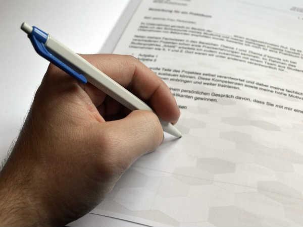 Cover Letter: कवर लेटर लिखते समय रखें इन 6 बातों का ध्यान, जानिए जरूरी टिप्स