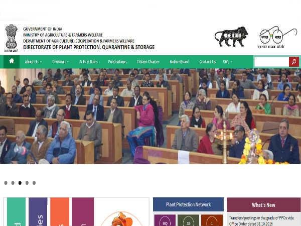 डायरेक्टर ऑफ प्लांट प्रोटेक्शन, दिल्ली में कंप्यूटर ऑपरेटर, अकाउटेंट और अन्य पदों पर भर्ती