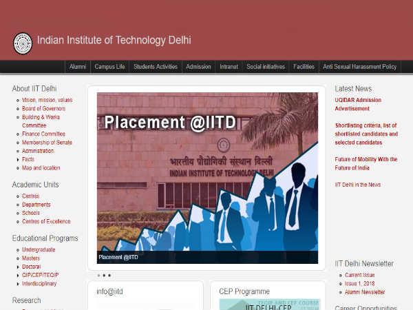IIT दिल्ली में एग्जीक्यूटिव असिस्टेंट के 50 पदों पर भर्ती, जानिए आवेदन प्रक्रिया और योग्यता