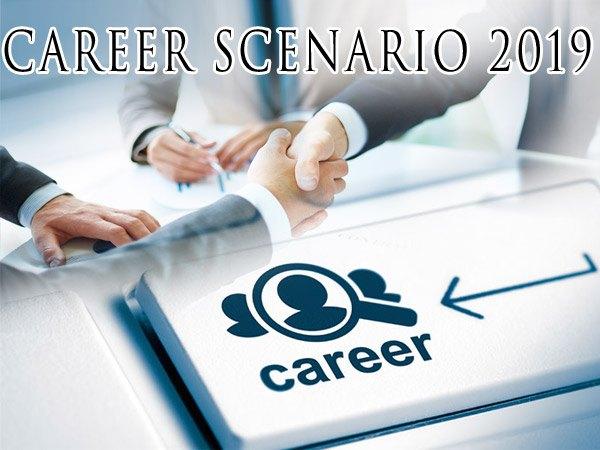 Career Scenario 2019: इस साल जॉब के मामले में डाटा एनालिसिस समेत कई सेक्टर टॉप पर रहे