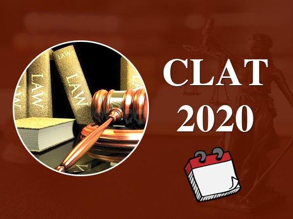 CLAT 2020 Dates: एनएलयू कंसोर्टियम ने CLAT 2020 की तारीख की घोषणा कर दी है।