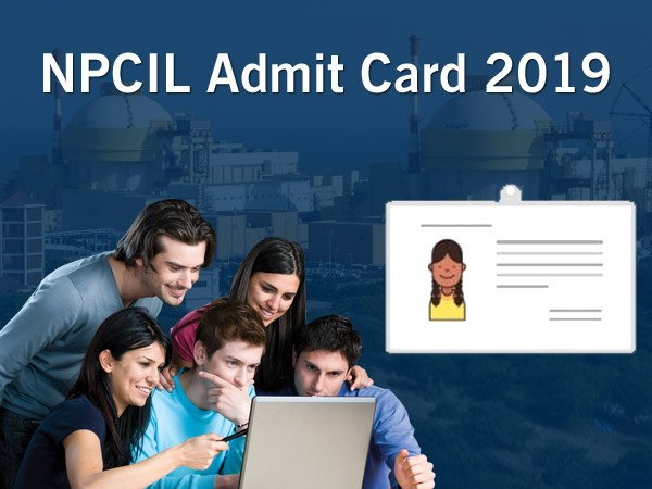 एनपीसीआईएल ने विभिन्न पदों की भर्ती परीक्षा के एडमिट कार्ड किए जारी