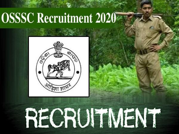 OSSSC Recruitment 2020: ओएसएसएससी ने 806 फारेस्ट गार्ड की भर्ती निकाली, ऐसे करें आवेदन