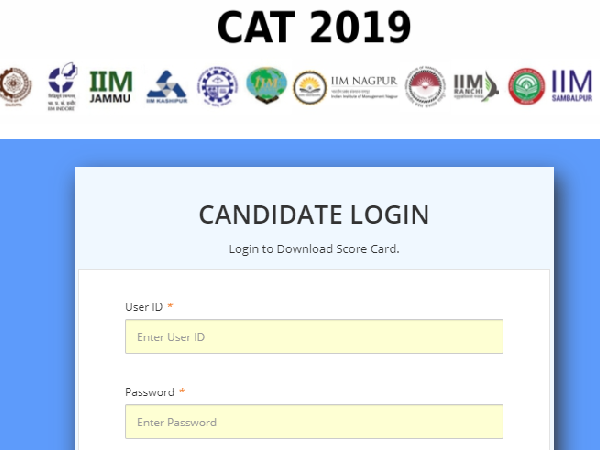 CAT Result 2019 / कैट रिजल्ट 2019 का स्कोर कार्ड iimcat.ac.in से ऐसे करें डाउनलोड