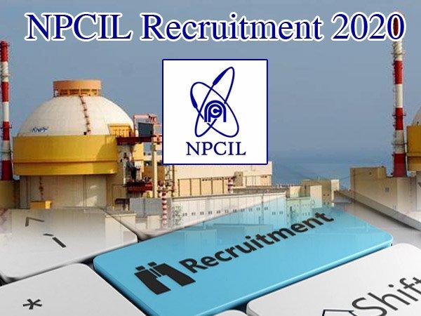 NPCIL Recruitment 2020 / एनपीसीआईएल भर्ती 2020: ट्रेड अपरेंटिस के लिए ऐसे करें आवेदन