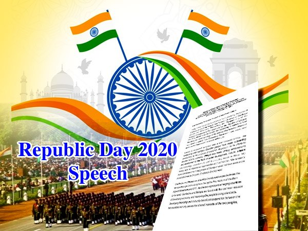 Republic Day 2020 Speech Essay Ideas / गणतंत्र दिवस पर स्टूडेंट्स, शिक्षक और चीफ गेस्ट के लिए भाषण