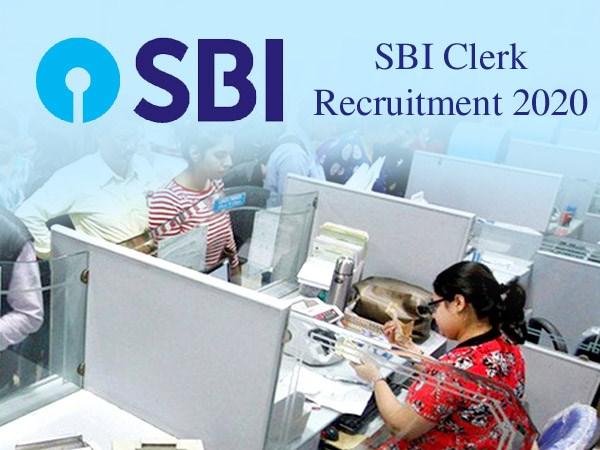 SBI Clerk Recruitment 2020: एसबीआई क्लर्क भर्ती 2020 के लिए 26 जनवरी तक करें आवेदन, जानें प्रक्रिया