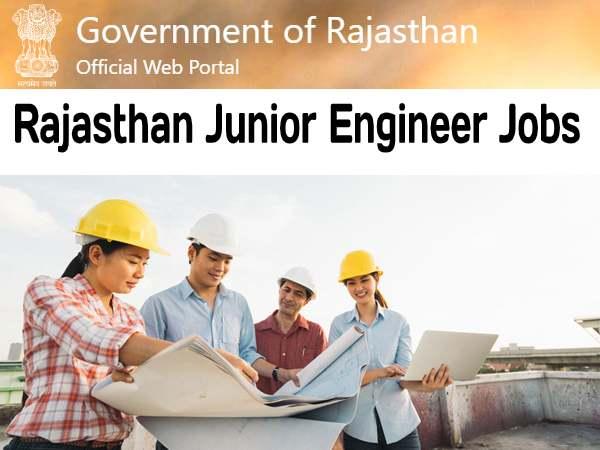 Rajasthan RSMSSB JE Vacancy Recruitment 2020 / राजस्थान आरएसएमएसएसबी जूनियर इंजीनियर जेई भर्ती 2020