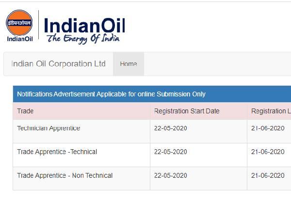 IOCL Recruitment 2020: इंडियन ऑयल कंपनी में 10वीं पास के लिए जॉब्स, 21 जून से पहले करें आवेदन