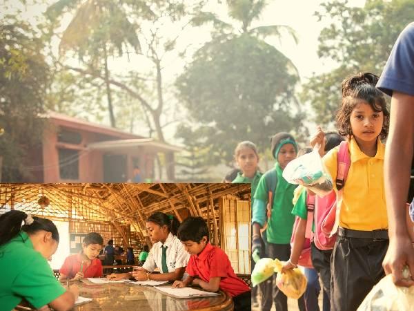 Good Initiative: प्लास्टिक दीजिए और मुफ़्त में पढ़िए, जनिए 'अक्षर स्कूल' की सार्थक पहल की पूरी कहानी