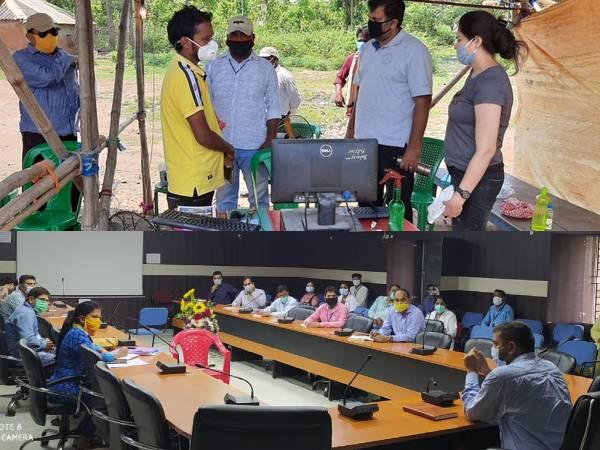 XLRI जेवियर स्कूल और जमशेदपुर प्रशासन मिलकर लड़ेंगे कोरोना से, लोगों की मदद के लिए बनाया ये प्लान