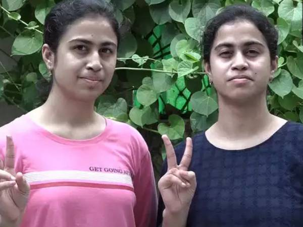 CBSE 12th Result 2020: सीबीएसई परीक्षा में जुड़वां बहनों ने रचा इतिहास, हर विषय में मिले बराबर अंक