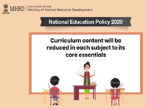 New National Education Policy 2020: कक्षा पांचवीं से मातृभाषा में शिक्षा, जानिए 5 + 3 + 3 + 4 + मॉडल