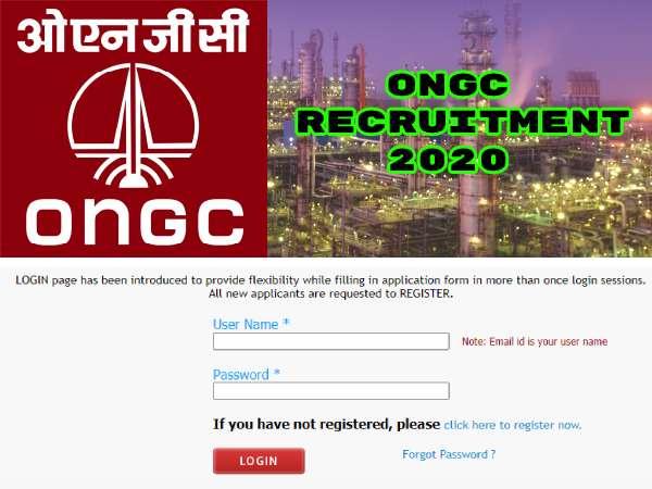 ONGC Recruitment 2020: ओएनजीसी एग्जीक्यूटिव नॉन एग्जीक्यूटिव भर्ती के लिए 10 अक्टूबर तक करें आवेदन