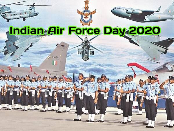 Indian Air Force Day 2020: भारतीय वायु सेना दिवस का इतिहास, भाषण, निबंध और कोट्स