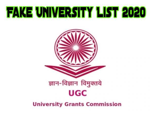 Fake University List 2020: यूजीसी ने जारी की 24 फर्जी विश्वविद्यालयों की लिस्ट, डिग्री मान्य नहीं