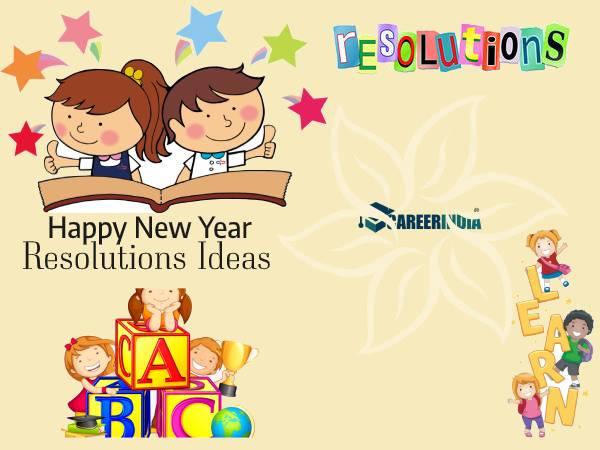 Top 10 New Year Resolution Ideas 2021: नए साल 2021 पर छात्रों के लिए टॉप 10 न्यू इयर रेज्युलेशन