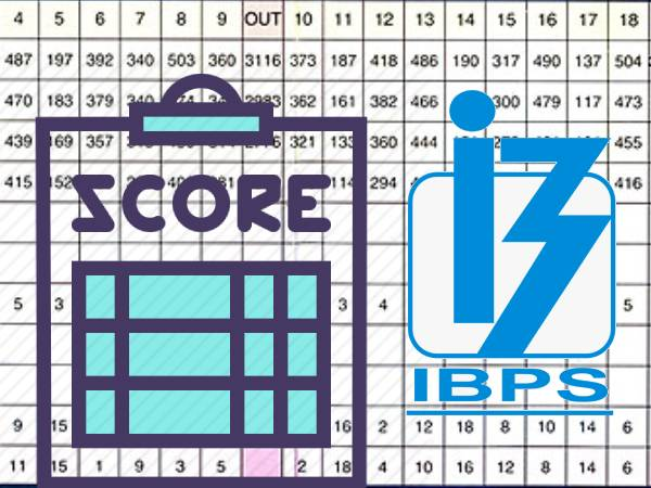 IBPS PO Score Card 2021 Download: आईबीपीएस पीओ स्कोरकार्ड 2021 जारी, आईबीपीएस पीओ कट ऑफ 2021 डाउनलोड