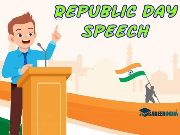 Republic Day 2021 Speech Ideas | स्वतंत्रता दिवस पर भाषण कैसे तैयार करें, देखें स्पीच ड्राफ्ट