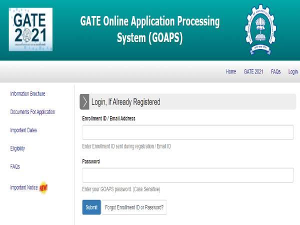 GATE 2021 Response Sheet Download Direct Link: गेट रिस्पोंस शीट 2021 gate.iitb.ac.in से डाउनलोड करें