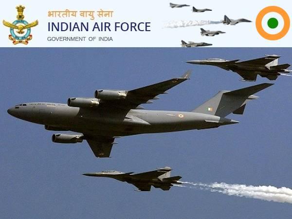 IAF Group C Recruitment 2021: इंडियन एयर फाॅर्स ग्रुप सी भर्ती 2021 के लिए 10वीं पास करें आवेदन
