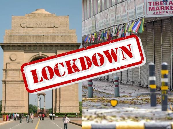 Delhi Lockdown News Today Hindi: दिल्ली में कोरोना का कहर, परीक्षा के लिए मिली छुट- देखें पूरा लाइव अपडेट