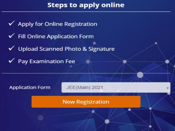 JEE Main April 2021 Registration Direct Link: जेईई मेन परीक्षा के लिए जल्द करें आवेदन, जानिए पूरी प्
