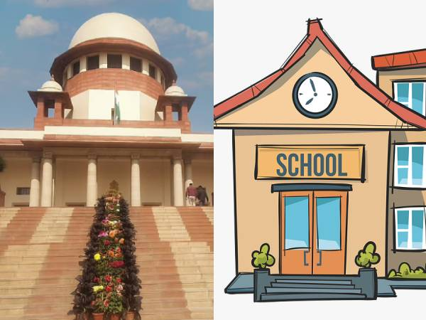Schools Fees Reduce News Updates: सुप्रीम कार्ट की स्कूलों को फटकार, कहा कम करें फीस- नहीं लग रही कोई लागत