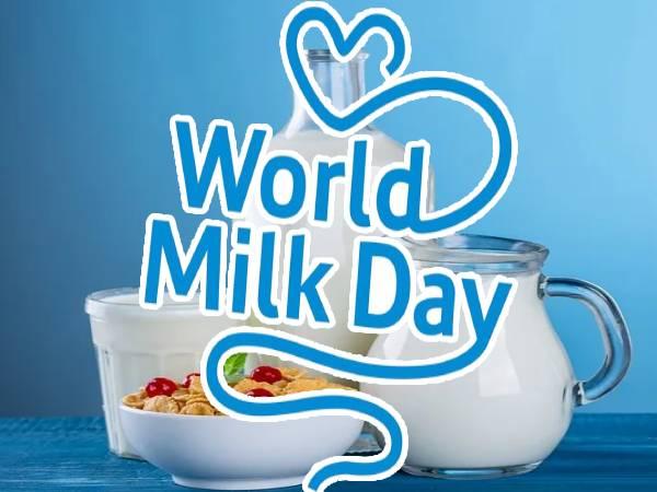 World Milk Day 2021 Theme History Significance Quotes: दुग्ध दिवस 2021 थीम इतिहास महत्व कोट्स आदि