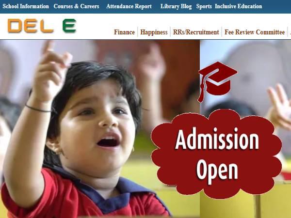 Delhi EWS Admission 2021 First Draw List PDF Download: दिल्ली नर्सरी एडमिशन 2021 पहली मेरिट लिस्ट