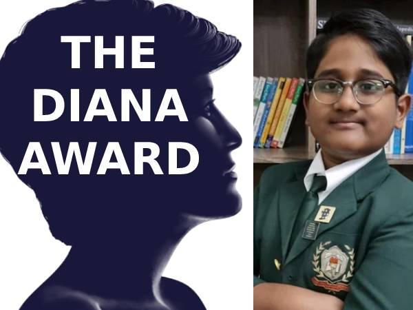 12 साल के राघव सुमंत को मिला डायना अवार्ड 2021, किया देश का नाम रोशन