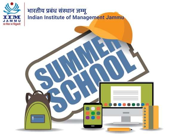 IIM Jammu ऑनलाइन समर स्कूल के लिए रजिस्ट्रेशन शुरू, 10वीं से 12वीं तक के छात्र करें आवेदन