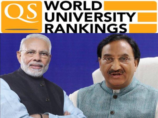 QS World University Rankings: टॉप विश्वविद्यालयों की लिस्ट में शामिल भारतीय संस्थानों को PM Modi ने दी बधाई